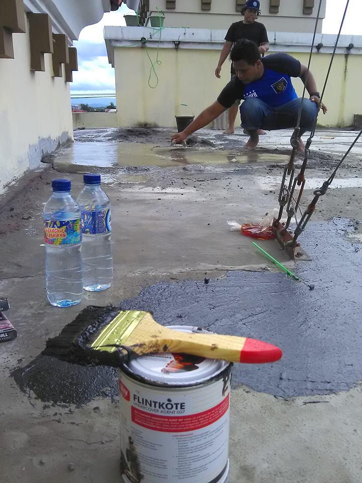 Jasa Perbaikan Atap Bocor Makassar
