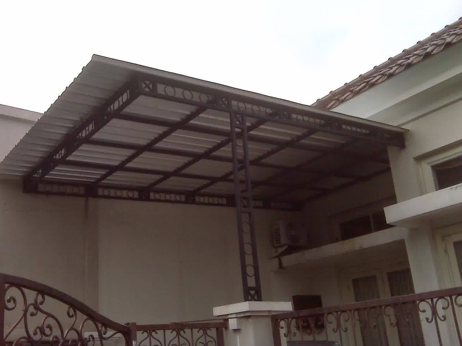 Jasa  Las  Canopy  Baja Ringan  Pohuwato