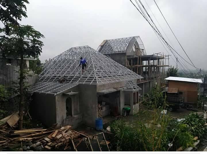 Spesialis  Pasang Rangka Atap Baja Ringan  Melonguane  - Tlp.0852.9943.6981