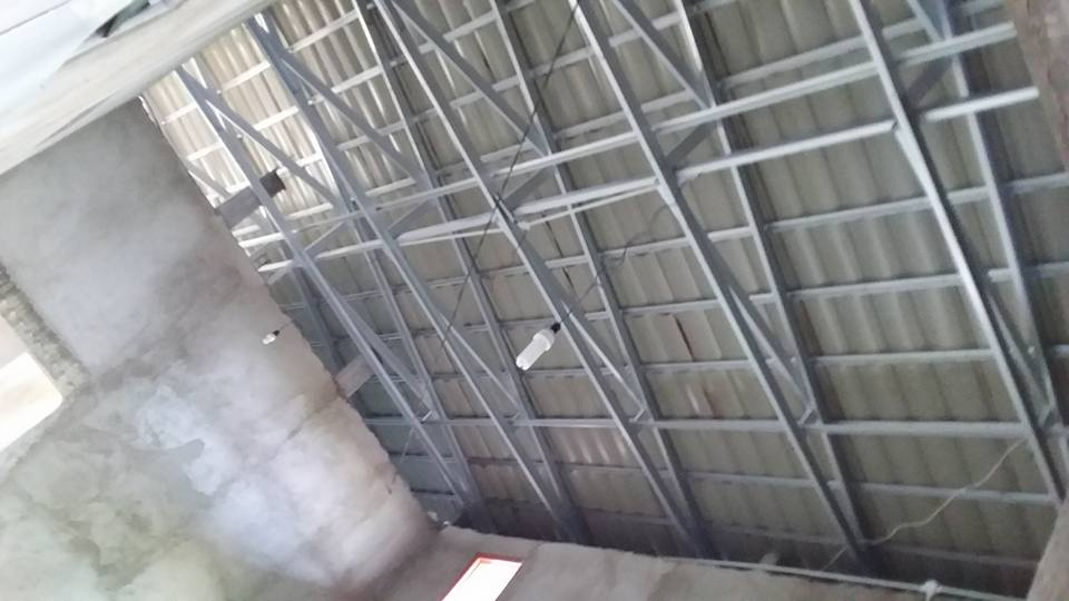 Ahli  Pasang Rangka Atap Baja Ringan  Ratahan  - Tlp.0852.9943.6981