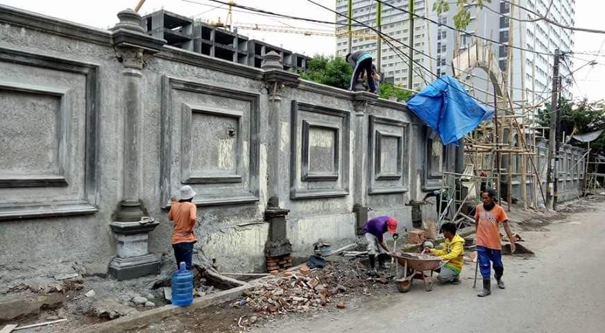 Tukang Profil Beton