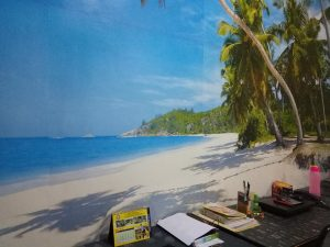 Spesialis  Pasang Wallpaper di Sengkang
