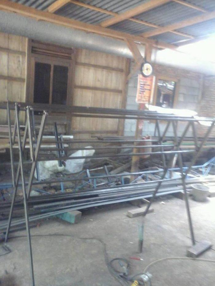Bengkel Las di Toraja Utara