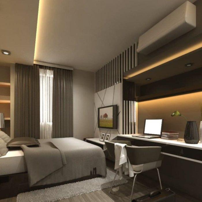 Desain Interior  di Pasaman