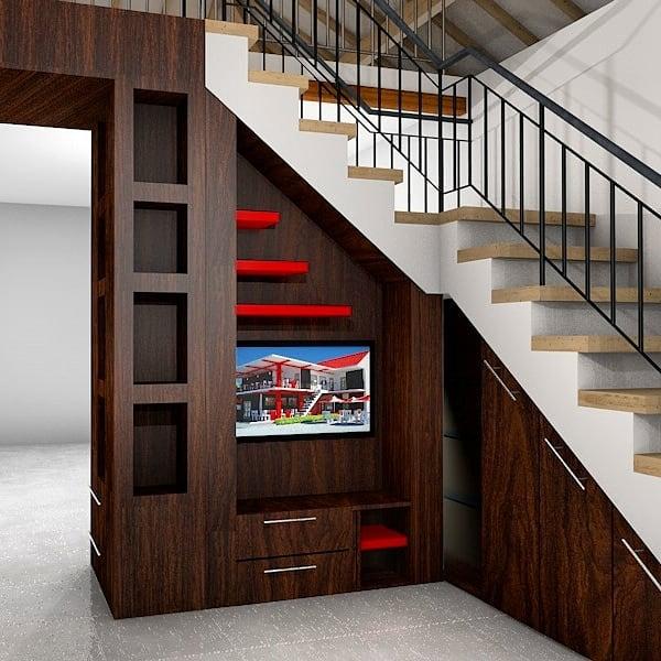 Desain Interior Rumah di  Mimika