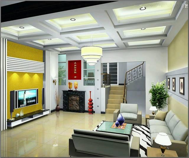 Desain Interior Rumah  Sanana