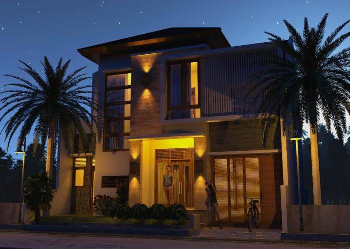 Desain Arsitek    Mataram