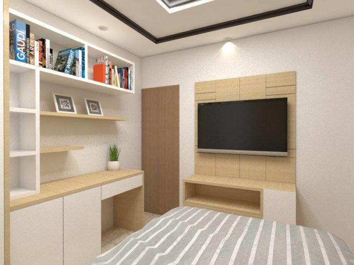 Desain Interior Rumah  Pakpak Bharat
