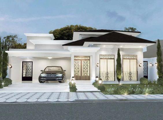 Desain Arsitek Rumah  Muara Teweh