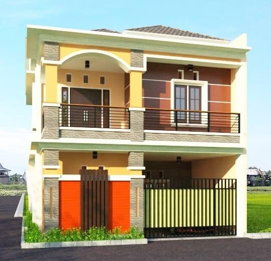 Desain Arsitek Rumah  Kapuas