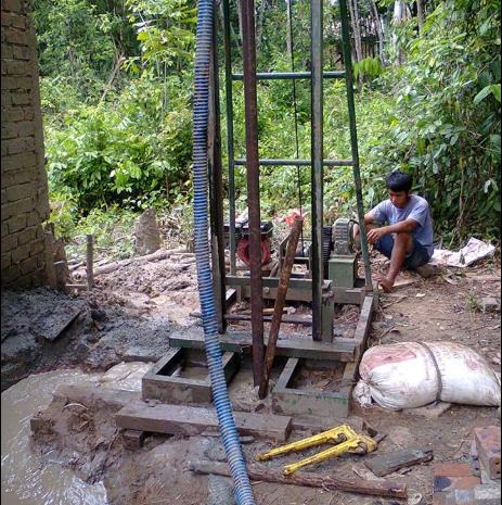 Jasa Pembuatan Sumur Bor di Pulau Morotai
