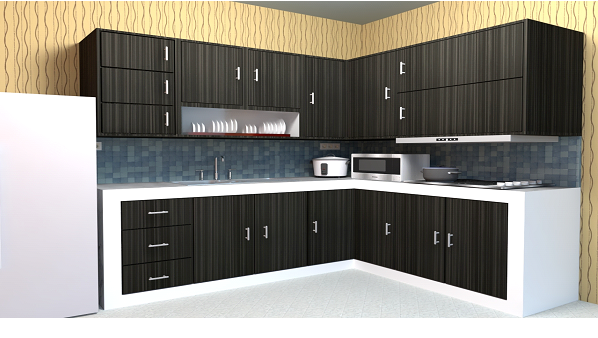Pembuat Kitchen Set  di  Ende