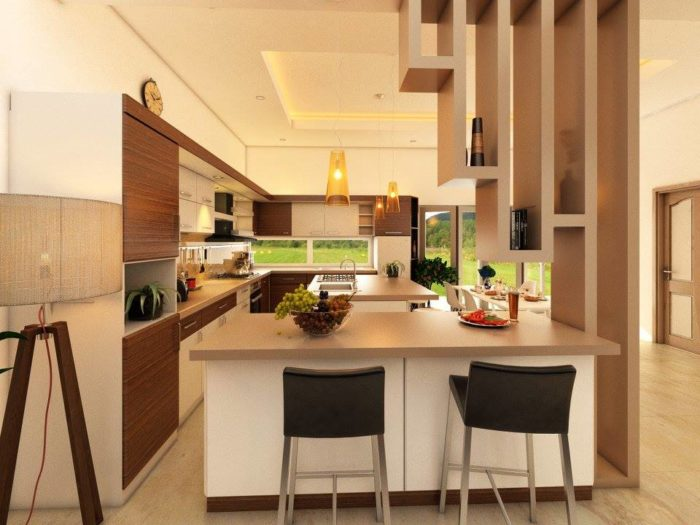 Jasa Pembuat Kitchen Set  di Ratahan
