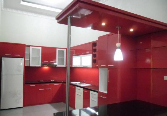 Jasa Pembuatan Kitchen Set Modern  Batauga
