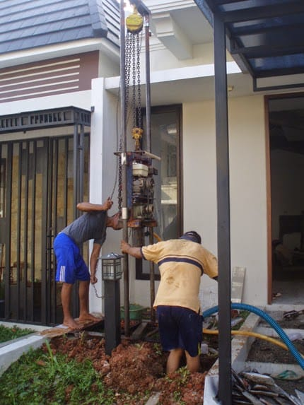 Jasa Pembuatan Sumur Bor   Lombok Timur