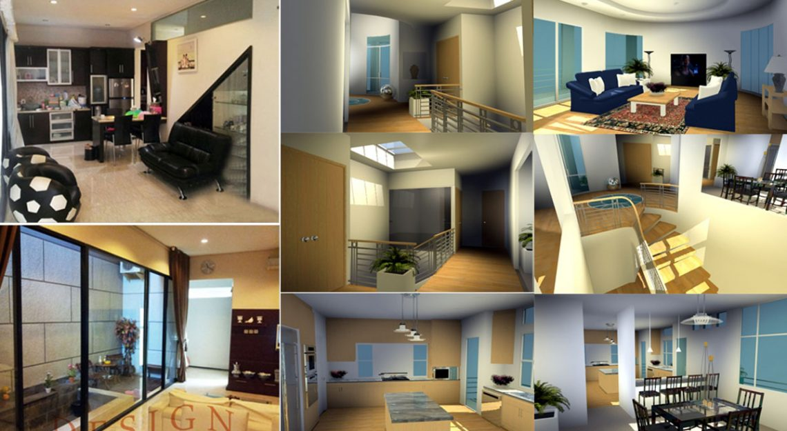 Tips Membuat Desain Interior Rumah Minimalis Kekinian ...