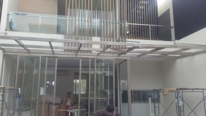 Kontraktor Las Aluminium Stainless Gowa