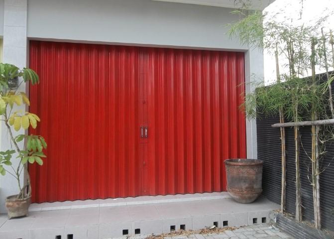 Cari pintu harmonika pvc Makassar