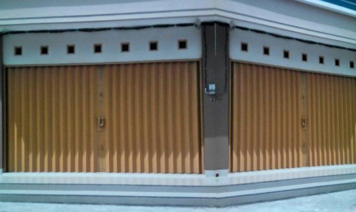 Supplier pintu harmonika Makassar