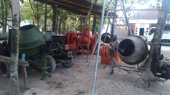 Sewa Alat Molen Manual   Bolaang Mongondow Timur